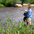 Fishing the South Saint Vrain