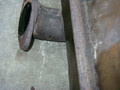 Right Muffler Flange
